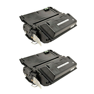 2PK Q5942X 42X Toner Cartridge For HP LaserJet 4250n 4350n 4250tn 4350tn Printer