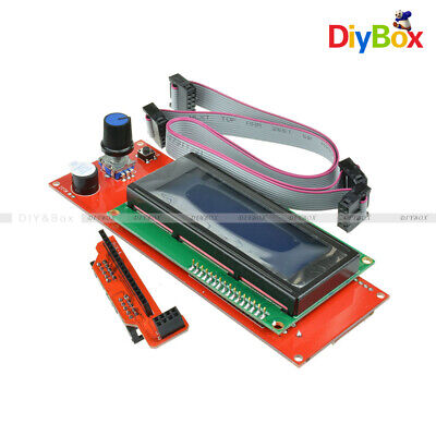 For Ramps 1.4 Reprap Mendel 2004 Lcd Display Adapter 3d Printer Controller Board