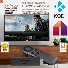 Amazon Fire Stick Kodi 16.1✔MOBDRO Live Tv