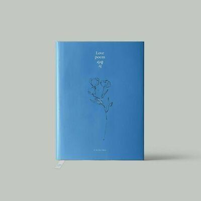 IU Love Poem (5th Mini) CD+Photobook+Photocard + tracking number
