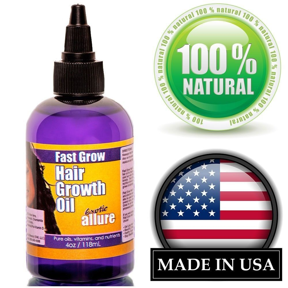Best Natural Oil For Fast Hair Growth