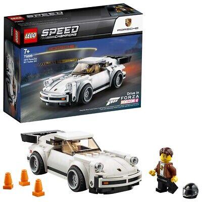 LEGO Speed Champions 75895 1974 Porsche 911 Turbo 3.0 180pcs Age 7+