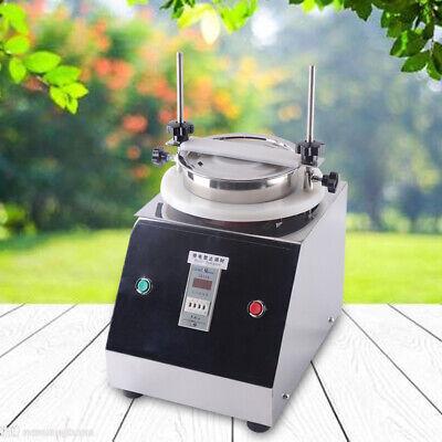 110v Mechanical Electric Sieve Vibrating Sieve Machine Powder Shaker 200 Mm Us