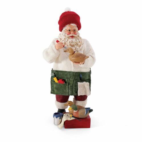 Dept 56 Possible Dreams DUCK, DUCK, DUCK Santa Figurine 6008603 NEW 2021