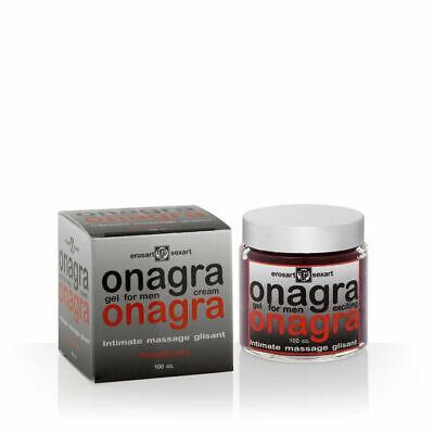 Onagra gel potenciador orgasmo masculino 100 cc!! ORGASMOS MAS LARGOS E INTENSOS
