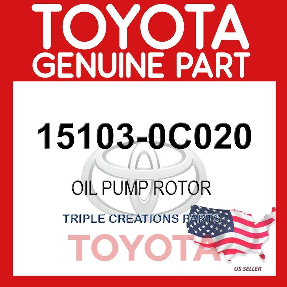 151030C020 Genuine Toyota ROTOR OIL PUMP 15103-0C020