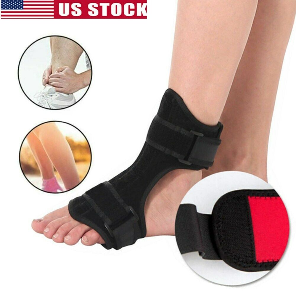 Foot Drop Support Ankle Brace Orthosis