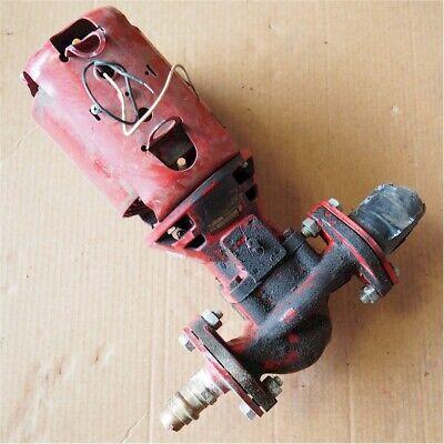 Bg Bell Gossett Series 100 Booster Circulator Boiler Pump 106189 112 Hp