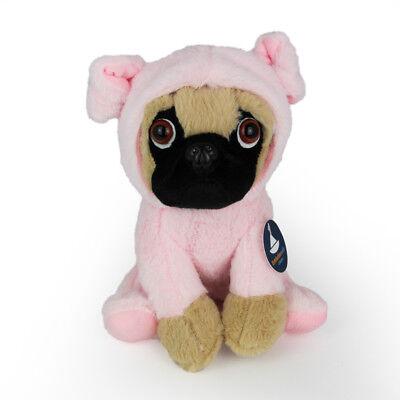 hweinchen-Kostüm Hund Plüschtier (h ca. 20cm) Ferkel Anzug (Tiere Im Kostüm)
