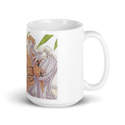 Anime Elf Girl Mug