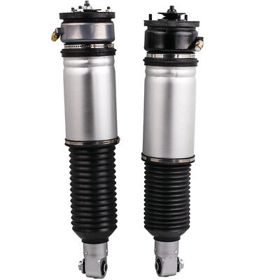 2PC Tail end Left Right Pair Air Suspension Shock Strut For BMW E65 7 Series Sales
