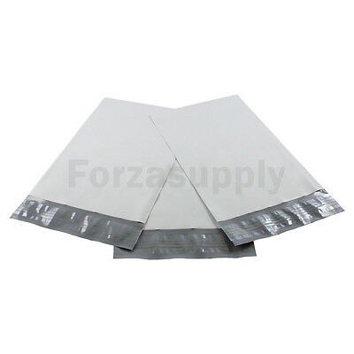 Poly Mailers 2.35MIL Shipping Envelope Mailing Bags Plastic Seal Choose Size ()