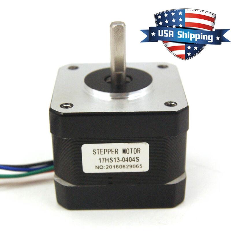 26Ncm US Ship 5pcs Nema 17 Stepper Motor 12V 0.4A 37oz.in 4-lead 3D Printer
