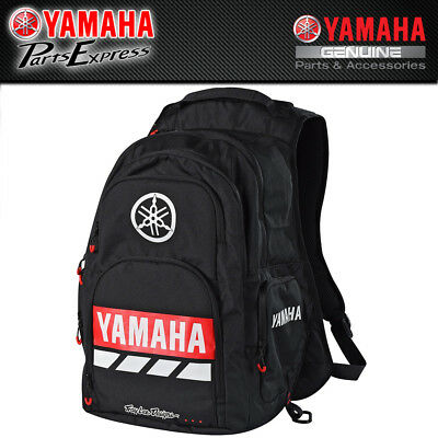 Used, NEW YAMAHA RS1 BACKPACK BY TROY LEE DESIGNS® - BLACK RED WHITE VDF-18BCK-PK-BK	 for sale  Vincentown