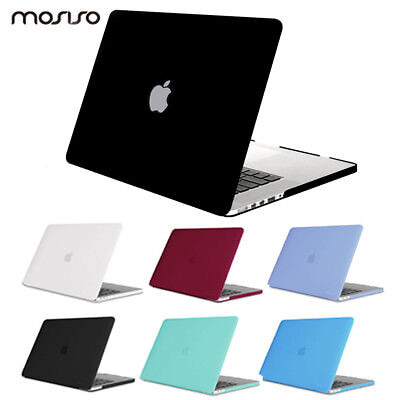 Mosiso Shell Cover for Macbook Pro 13 15 Retina 2013 2014 2015 Mac 12 inch Case
