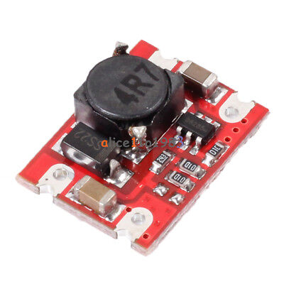 Dc-dc 2v-5v To 5v Boost Step Up Power Voltage Converter 2a Fixed Output Module