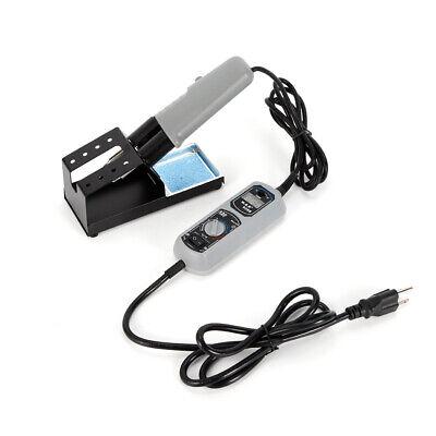 938d Portable Hot Tweezers Mini Soldering Station Ac 110v10 60hz 120w 040c