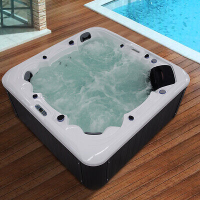 Hot Tub Spa  hydrotherapy,Jacuzzis whirlpool Bathtub Outdoor For 6-8 Person