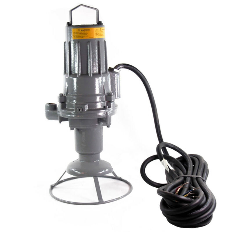 FLYGT Progressing Cavity Grinder Pump 230V 6.7A 3 Phase 1715 RPM MF 3068.175