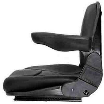 New Universal Fit Black Cloth Seat