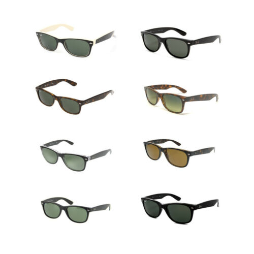 Ray-Ban RB2132 New Wayfarer Sunglasses - Choice of Size and Color 2