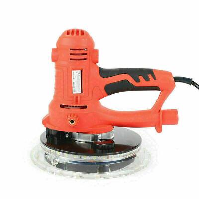 Hand Held Drywall Sander Electric Sanding Tool 1280w Dry Wall Kitled Light 110v