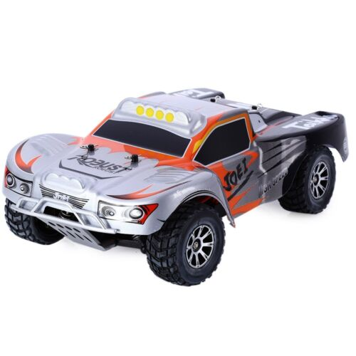 WLtoys A969 2.4G 4WD Scale Electric 1:18 High-speed RC Car Short Course Truck