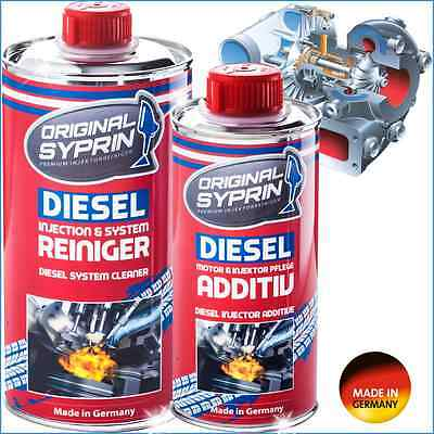 Syprin diesel system reiniger