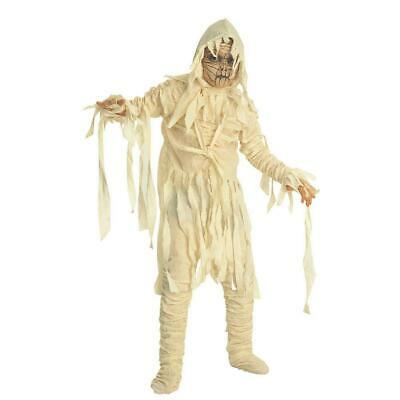 RUBIE'S LICENSED MONSTERS MUMMY CHILD HALLOWEEN COSTUME BOYS SIZE LARGE 10618](Mummy Costume Boy)