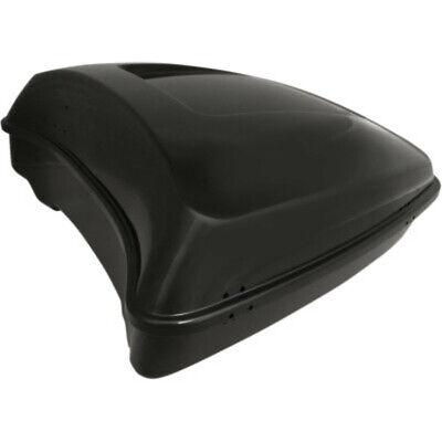PPI Pro Pad Paxx Tour Pack Slim Shell Black Bag ABS Plastic Harley Touring 14+ segunda mano  Embacar hacia Mexico