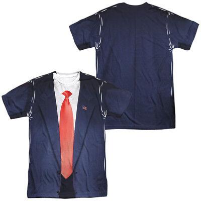 MODERN DAY PRESIDENTIAL COSTUME Adult Men's Graphic Tee Shirt SM-3XL Halloween