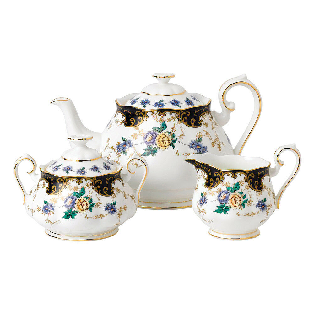 100 Years Tea Set - 3 Piece - 1910 Duchess ROYAL ALBERT NEW