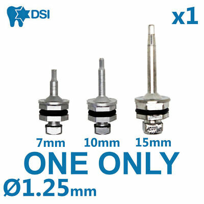 Dental Implant Abutment Hex Driver 1.25 Mm Ratchet Insert Ab Mis Zimmer