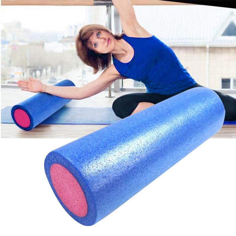 Faszienrolle Fitnessrolle Massage Rolle Pilates Yoga Foam Roller Wirbel Trigger