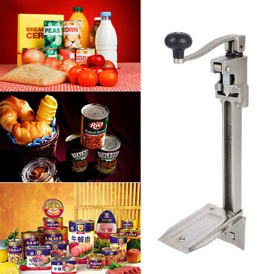 11 Large Heavy-duty Commercial Kitchen Restaurant Food Big Can Opener Table New