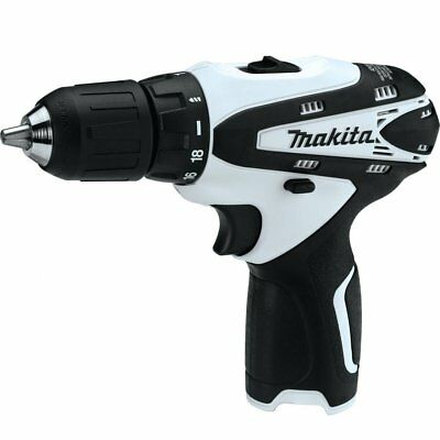 """Makita FD02ZW 12V Max Lithium-Ion Cordless 3/8"""" 12 Volt Driver Drill TOOL ONLY"""