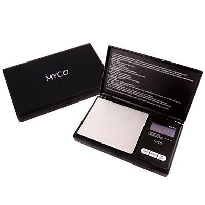 100g x 0.01g Myco Digital Pocket Scale Gold Jewellery Weighing LCD Screen