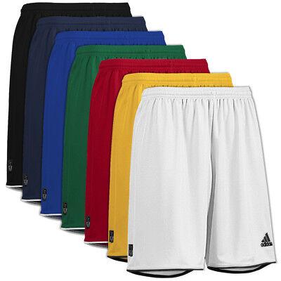 Adidas Training Wear (Adidas Men's Parma Football Training Team Wear Shorts Sport Casual Gym (B)