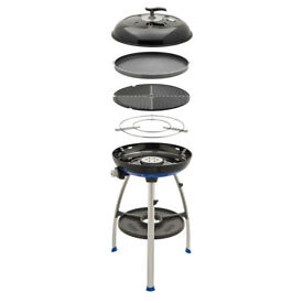 Cadac Carri Chef 2 with Chef Pan, BBQ Grill Plate and Cover