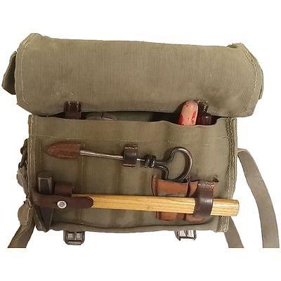 Schweizer Armee Originale Mineur Sprengmeistertasche Abriss Tasche mit Werkzeug