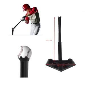 Baseball Softball Batting Tee - Practice / Training Hitting Tee 123081