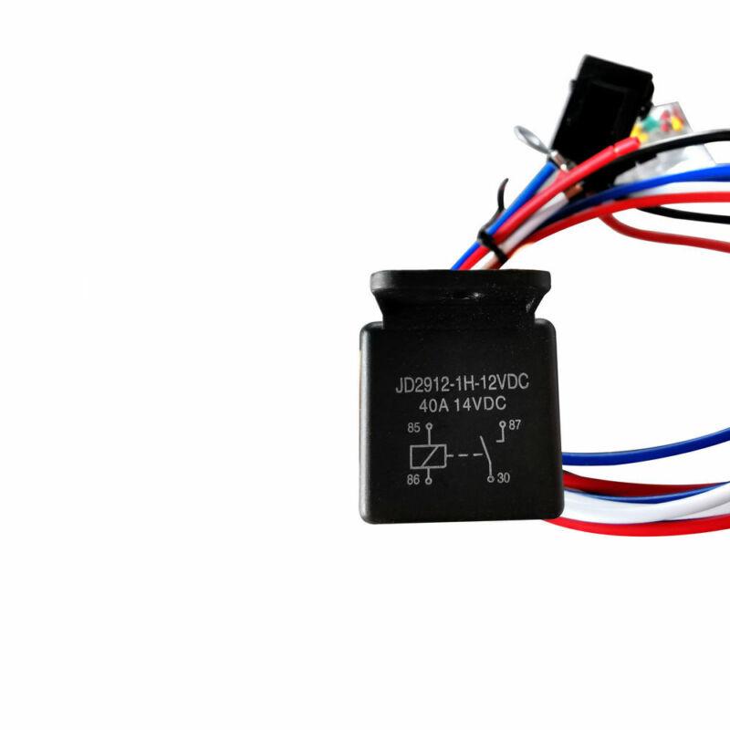 Universal Wiring  U0026 30 Amp Relay  U0026 Temperature Control Suit
