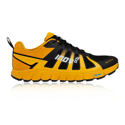 Inov8 Mens Terraultra 260 Trail Running Shoes Trainers Sneakers Black Yellow