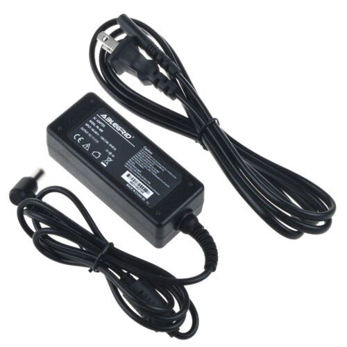 """AC Adapter For LG LG24LB451B 24LB452A 24"""" LED LCD HDTV HD TV Charger Power Cord"""