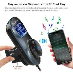 BC30 Car MP3 Player FM Transmitter Bluetooth Handsfree Dual USB Charge Maddington Gosnells Area Preview