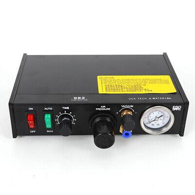 Adjustable Speed Solder Paste Dispenser Semi-auto Glue Dropper Gel Dispensing