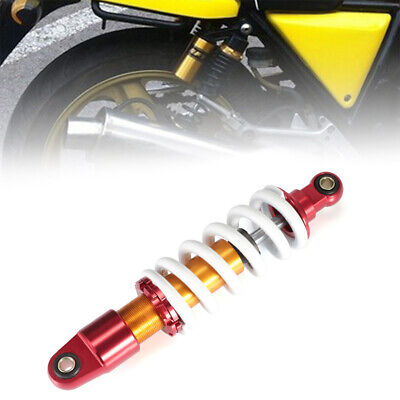 1x Motorcycle 11'' 280mm Rear Shock Absorber Air Suspension Round For Honda KTM