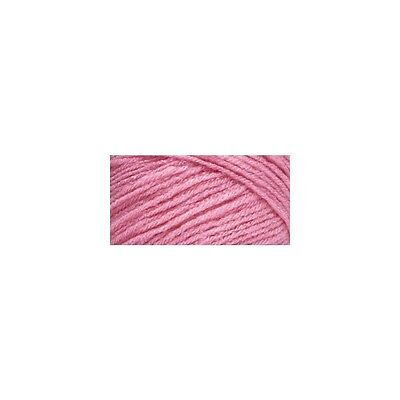 """Red Heart Super Saver Yarn - """"Perfect Pink"""" - 7 OZ Skeins - E300 - 100% Acrylic"""