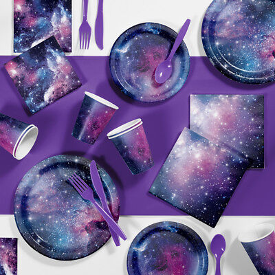 Galaxy Party Supplies (Galaxy Party Birthday Party Supplies)