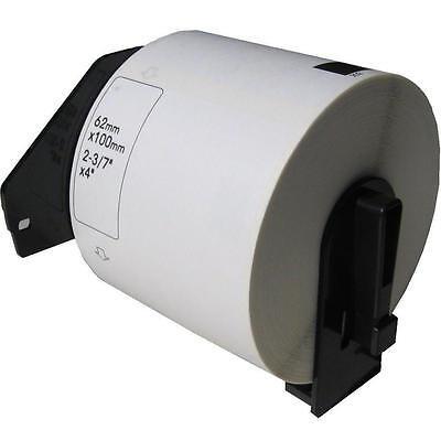 1 Roll 700 Label (1 Roll DK-1202 DK1202 White Shipping Labels For Brother QL-580N QL-650TD QL-700 )